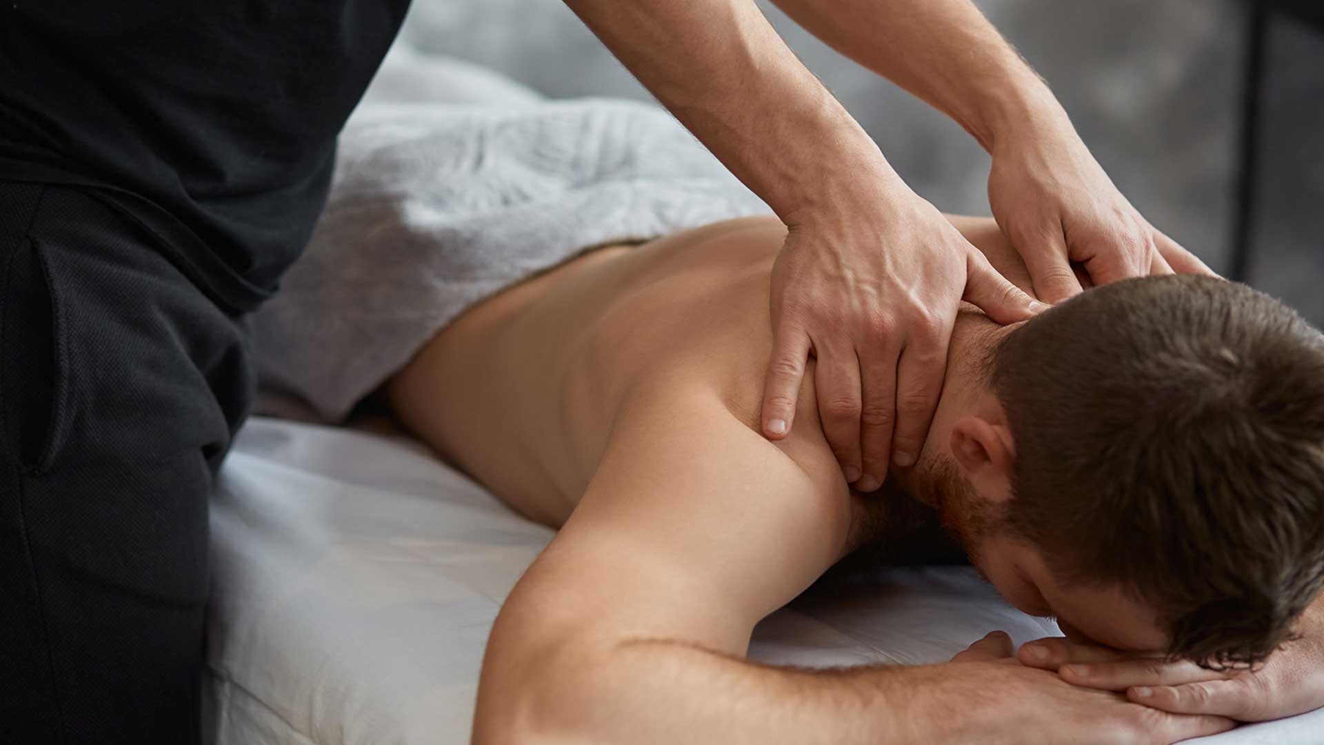 Carthage and surrounding areas Deep Tissue Massage